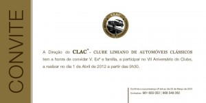 VII ANiversário do CLAC