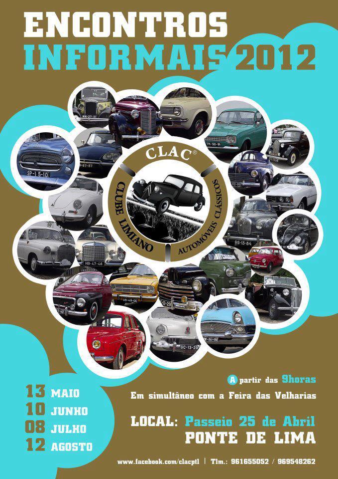 Encontros Informais 2012